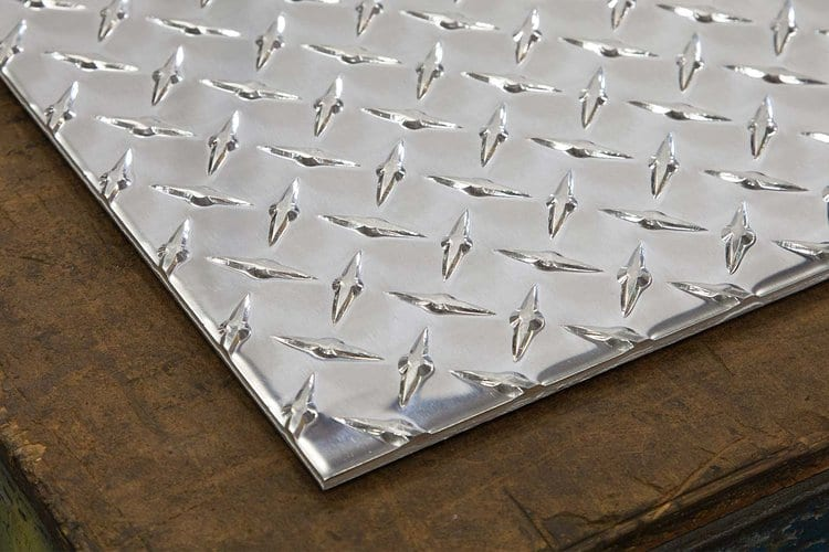 Diamond Tread Aluminum Plate