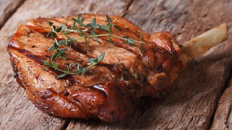 Spicy Pork Chop