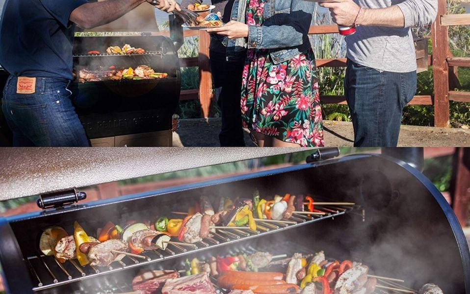 Pellet Grilling Foods