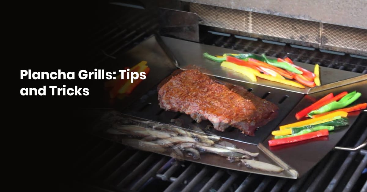 Plancha Grills: Tips And Tricks