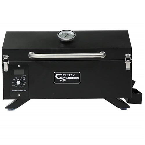 Country Smokers Wood Pellet Grill And Smoker